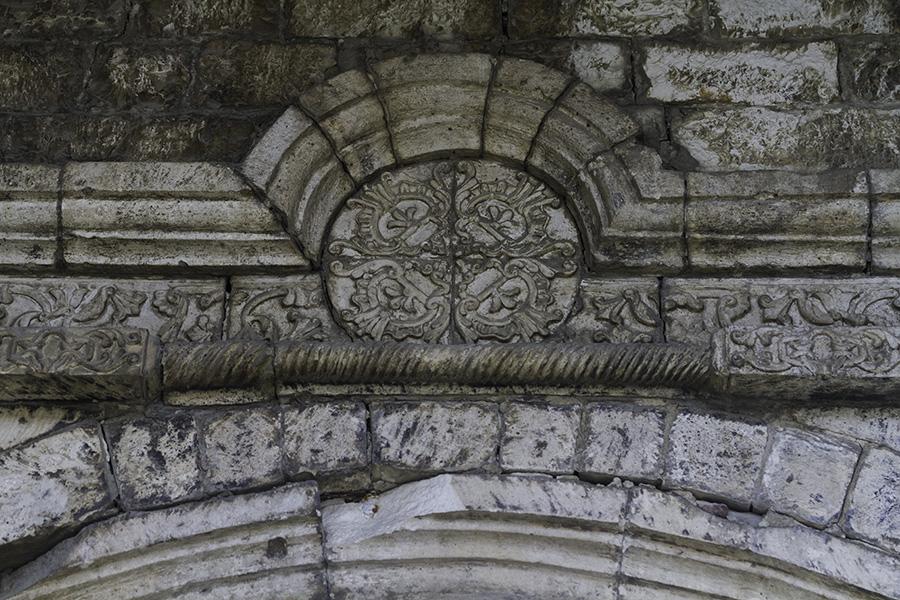35 Pasha's Gate in Berat, Albania, in 2017