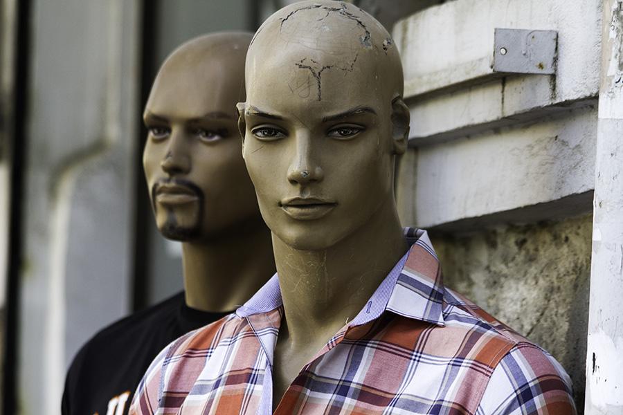 02 Mannequins in Tirana, Albania, 2015