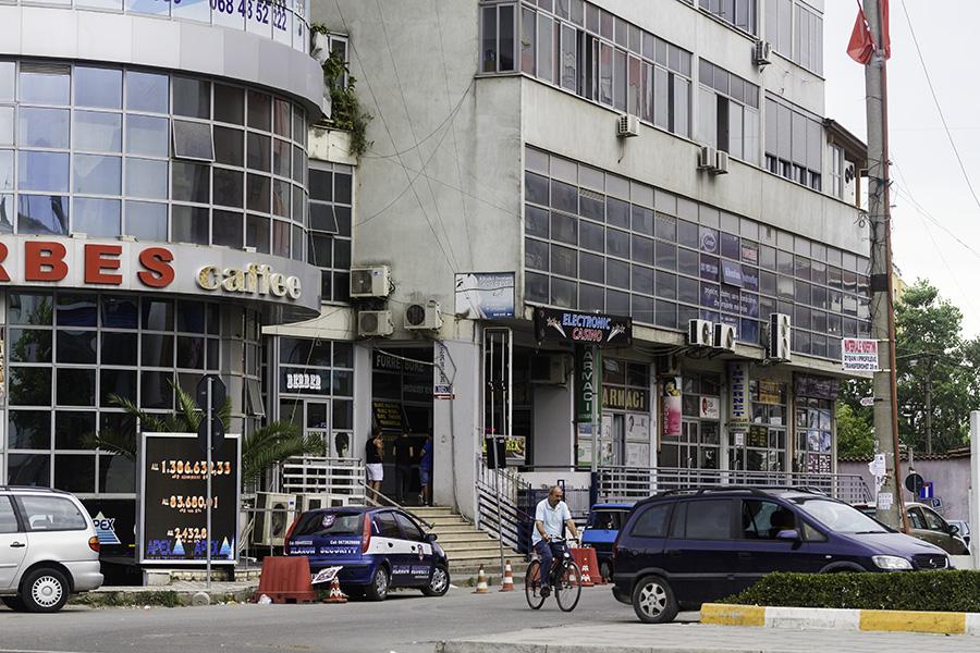 20 Stores in Tirana, Albania, in 2015