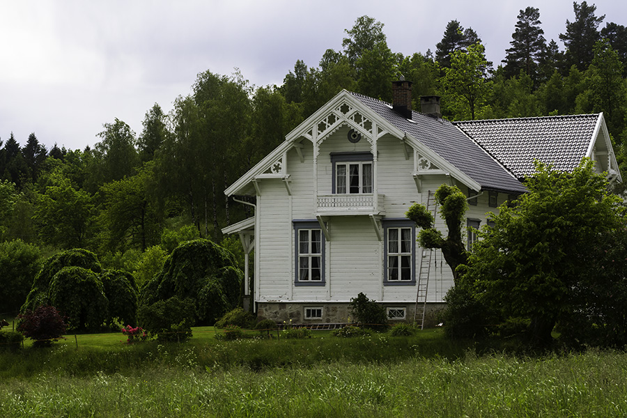Farmhouse in Sørlandet