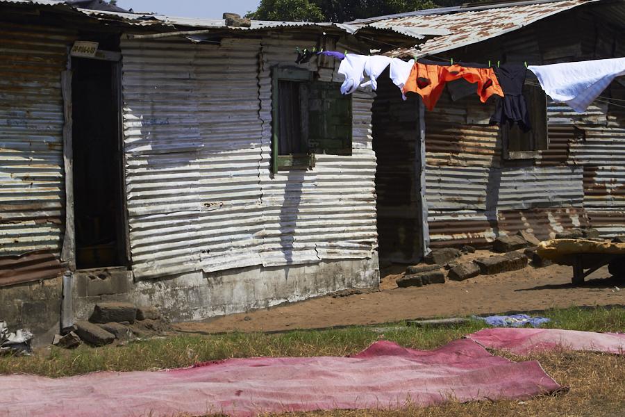 Homes, New Kru Town, Monrovia, Liberia