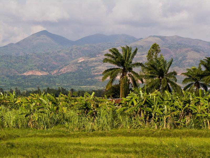 12 Buturere landscape in Bujumbura Rural Commune, Burundi, in 2005
