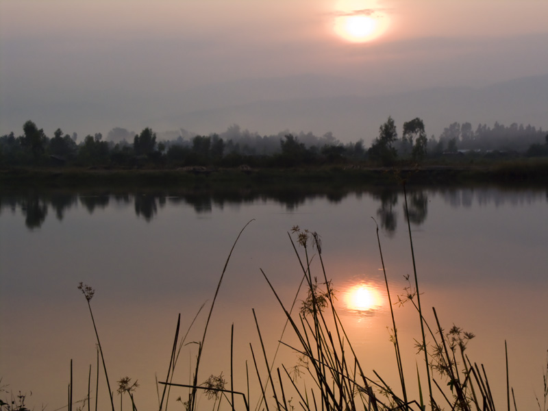 11 Buturere marshes in Bujumbura Rural Commune, Burundi, in 2005