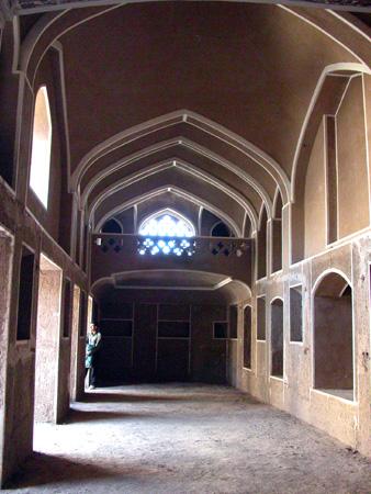 Arg-e Bam (Bam Citadel), Iran: The Jewish Bazaar
