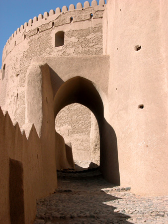 Arg-e Bam (Bam Citadel), Iran: Detail, citadel
