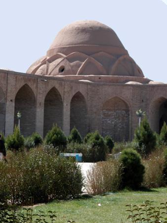 Dome, Ganj Ali Bazaar Kerman, Iran