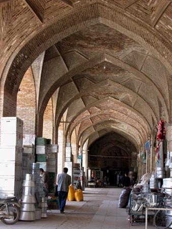 Ganj Ali Bazaar Kerman, Iran