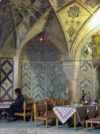 Vakil Teahouse Kerman, Iran