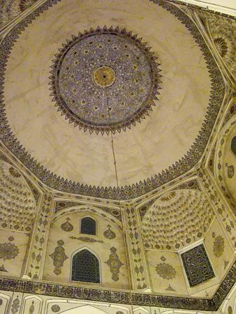 Mahan, Iran: Tomb of Shah Nematollah Vali