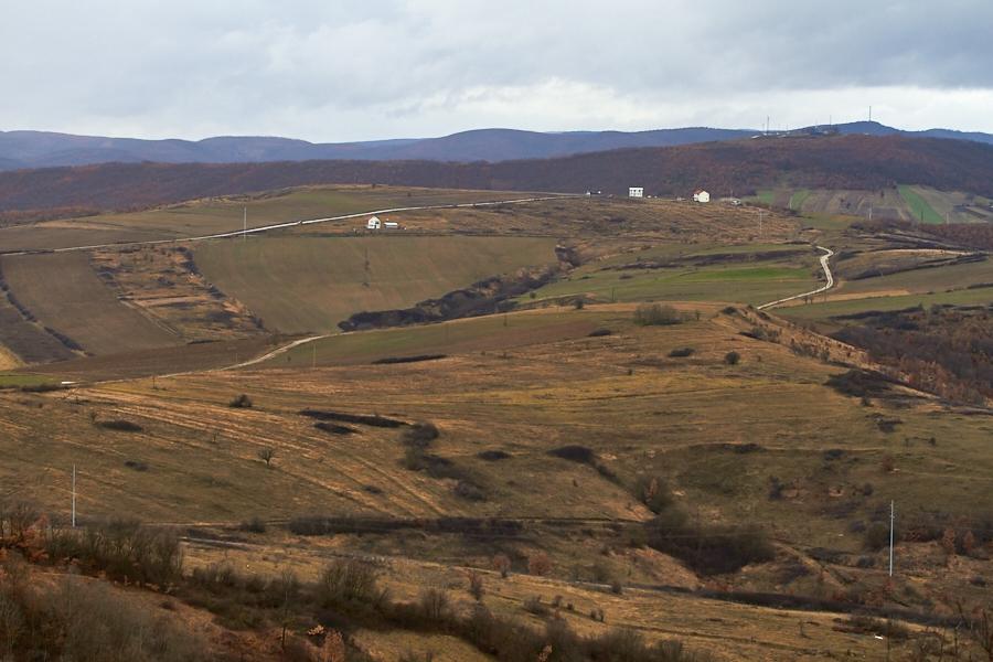 041 Hills,  North Mitrovica, Kosovo, 2016