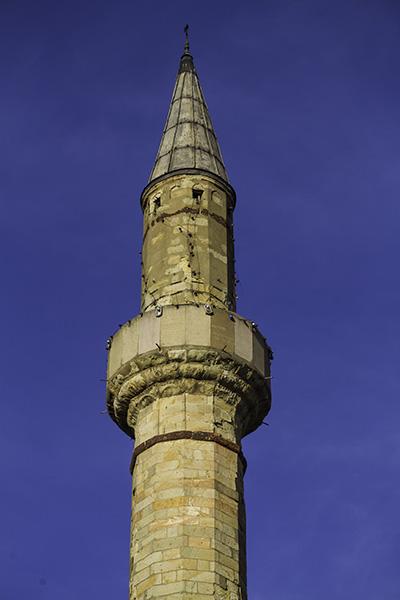 017 Jashar Pasha Mosque in Prishtina, Kosovo, 2014