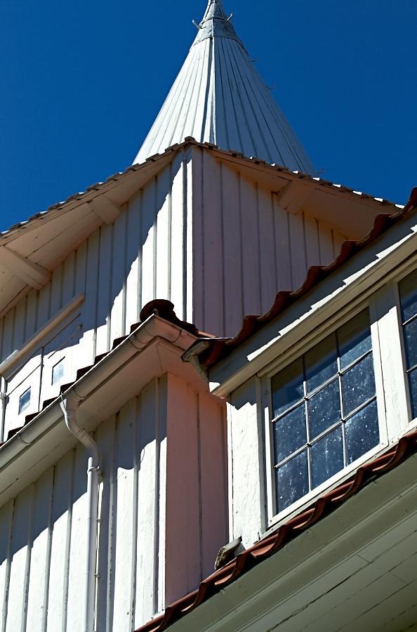 009 Steeple, Fjære Church -- Grimstad, Sørlandet, 2015