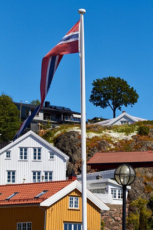 008 Coastal houses in Grimstad, Sørlandet, Norway